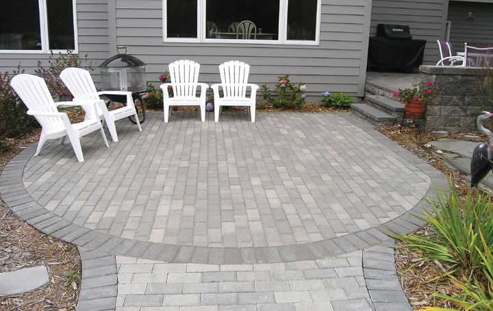 Brickstone Patio & Path