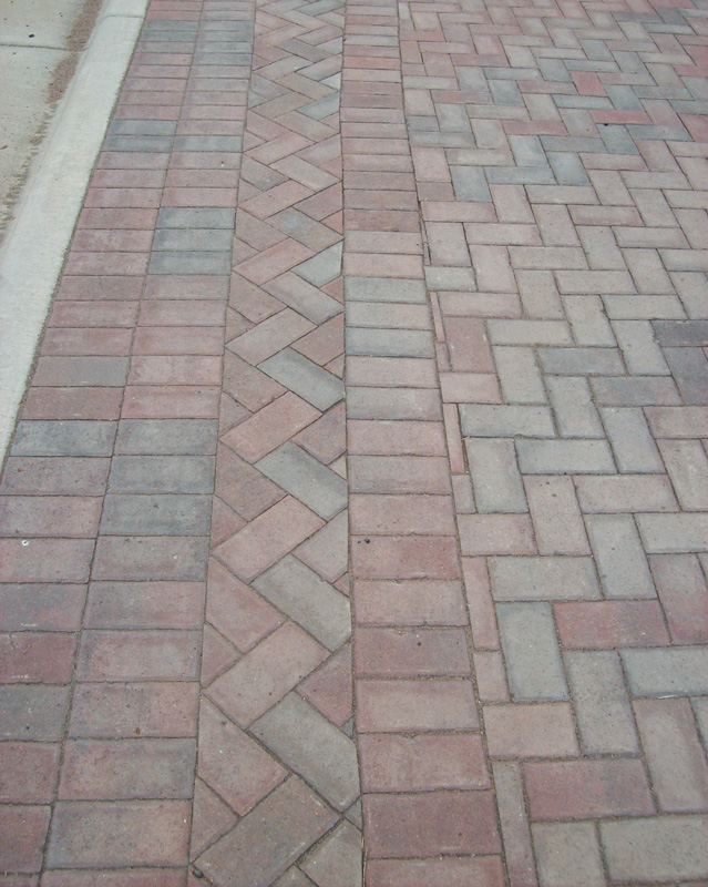 Brickstone City Sidewalk