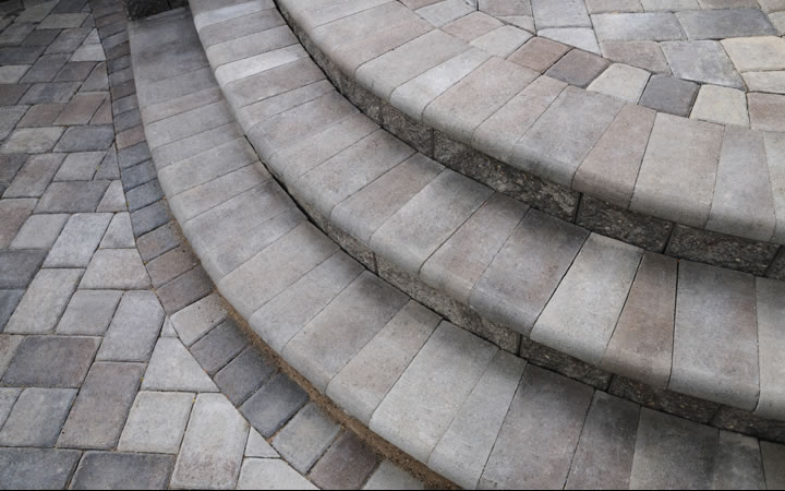 Bullnose Curved Stairs