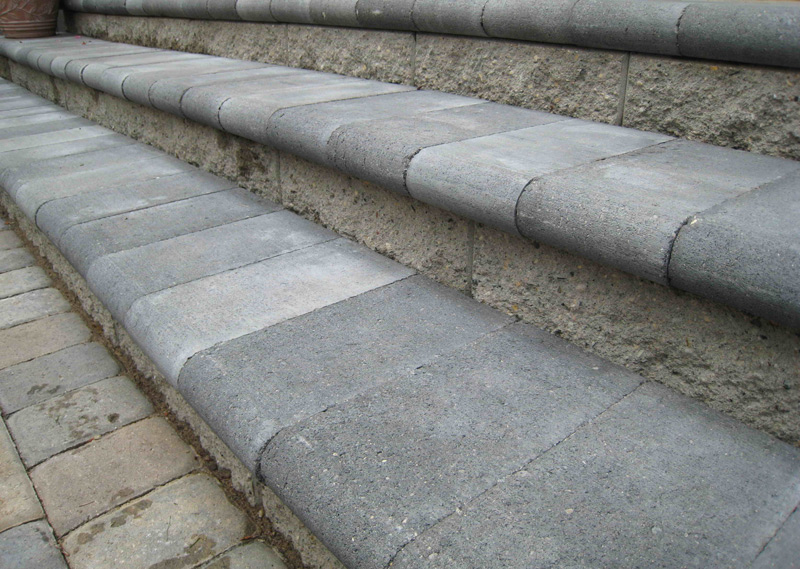 Bullnose Stair Treads