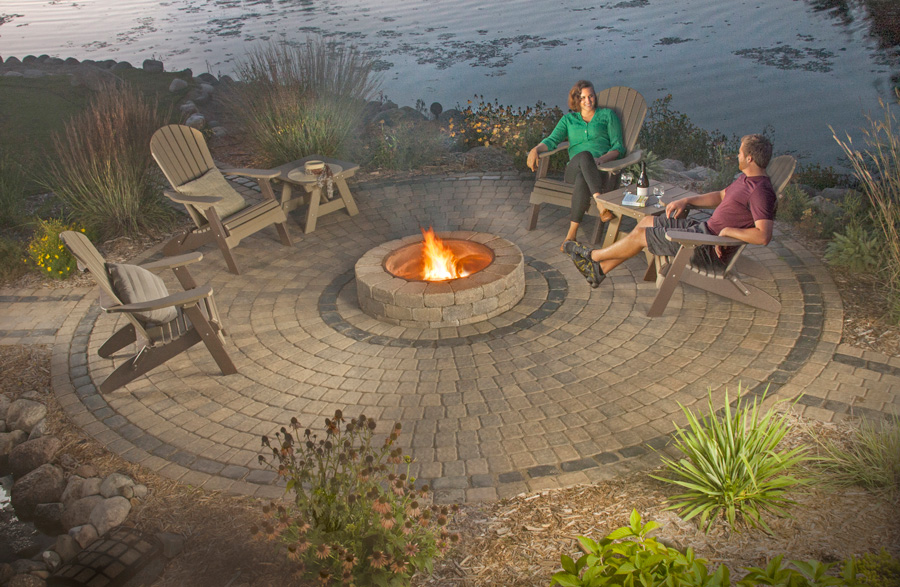 Circlestone Patio & Firepit