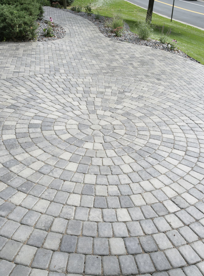 Circlestone & Brickstone Patio