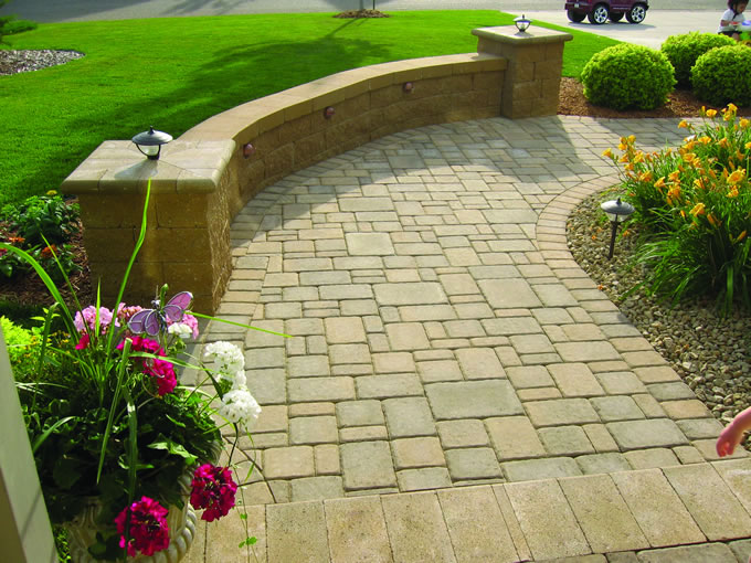 Cobblestone Curve Appeal