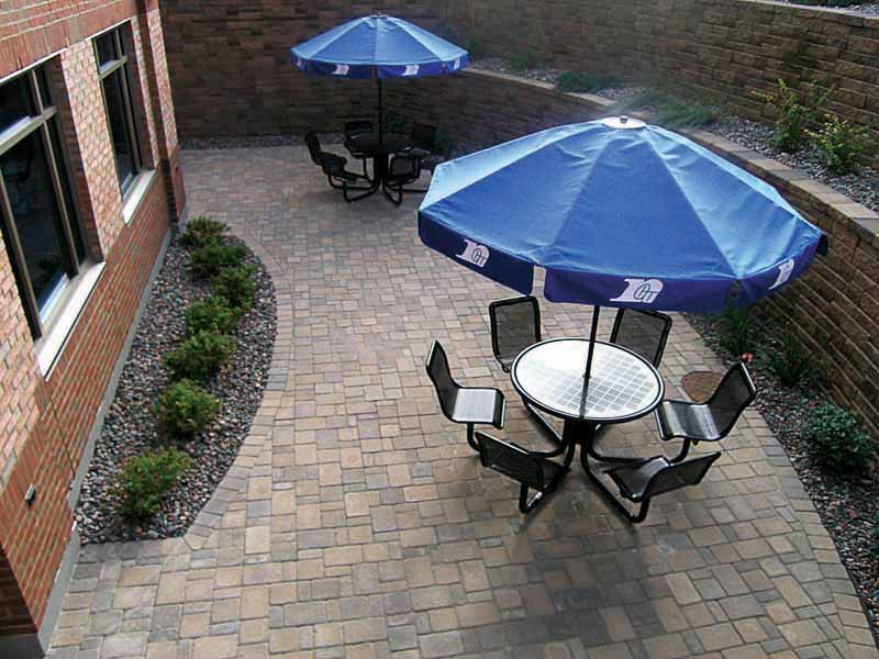Corporate Patio