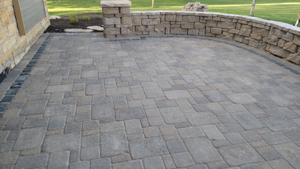 Cobblestone sets the stage