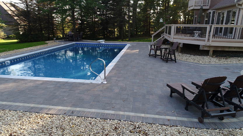 Slatestone Pool Deck