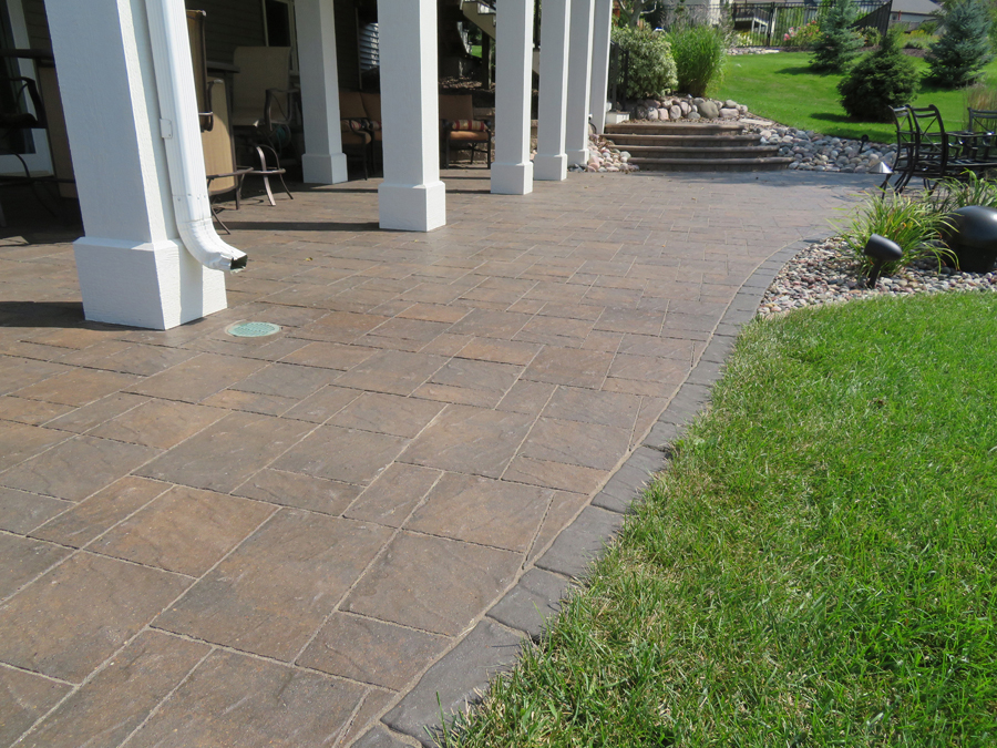 Slatestone Patio