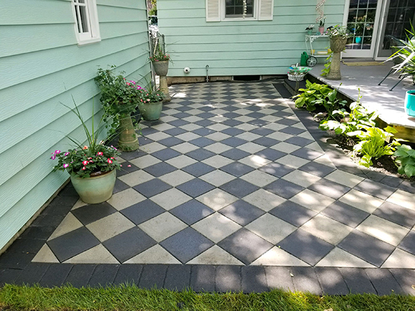 Tekstone Patio