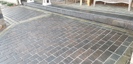 Eurostone Patio and Walkway